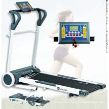 Mini tapis roulant motorisé pliable; Tapis de course Fitness Equipment (UJK-3901)