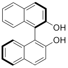 Chiral Chemical CAS No. 18531-94-7 (R) -1, 1′-Bi (2-naphthol)