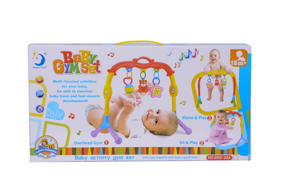 Plastic Baby Play Gym