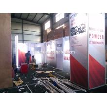 Projeto da cabine da exposição da feira profissional da cabine de SHANGHAI para a cabine livre da feira profissional do projeto da mostra