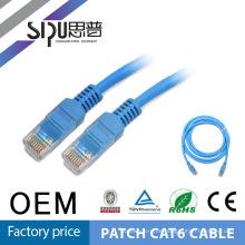 SIPU Creative Kabel neue PATENT Schutz 4 Paare 1m 2m 3m 5m Utp cat5e cat6 reines Kupfer Patchkabel