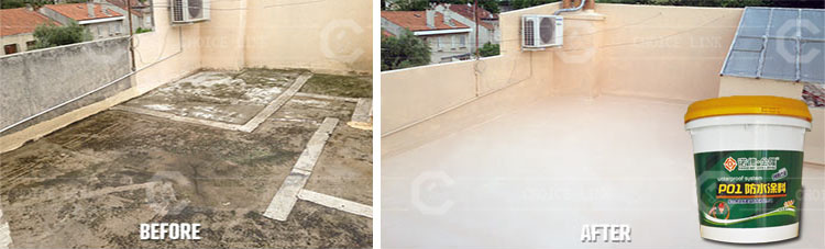 2-07 waterproofing coating