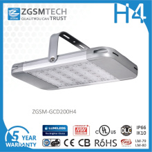 IP66 Водонепроницаемый 200W светодиодный Линейный высокий свет залива