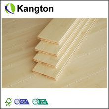 Revestimento Horizontal Natural de Bambu (piso de bambu horizontal)