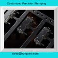 Peças de perfuração de carimbo frias da chapa metálica feita sob encomenda da precisão do OEM