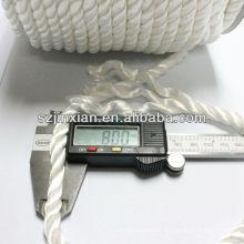 3 hilos de 8 mm de cuerda de nylon