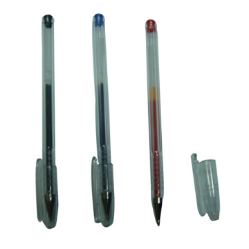 Retractable Gel Ink Ball Point pen