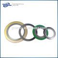 high quality asme b16.20 304 Stainless Steel spiral wound gasket