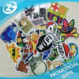 Cheap Promotional Gifts Colorful Decorative Personalized Sticker