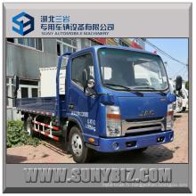 3t 4t 5t JAC 4X2 Rhd Camion léger