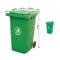 Outdoor Eco-Friendly Dustbin (FS-80100)