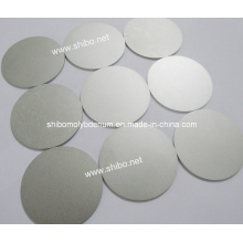 Polished Molybdenum Disc/Disk/Circles (99.95% pure)
