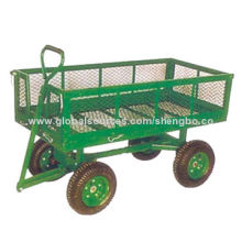 Garden Cart, Can be Used for Holding Flowerpot, with 800kg Heavy-duty Loading CapacityNew