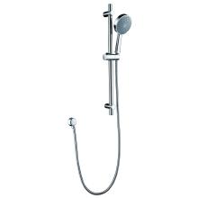 Brass Body Chrome plated shower mixer set