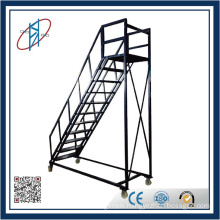 Movable MDF Matel Ladder
