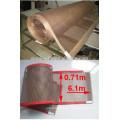 Teflon / PTFE beschichtetes Fiberglas offenes Maschentuch / Förderband / 2 * 2,5mm