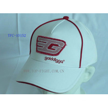 Trucker Cap/Sport Cap and 100% Cotton, Embroidery Logo (TFC-10152)