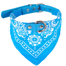 Pet Bandana Durable Fabric