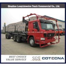 Sinotruk Logging Wood Transportation Truck