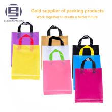 Cheap custom printed vinyl plastic shopping bags