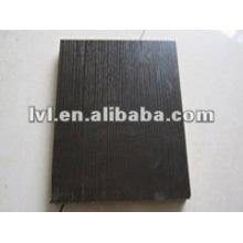 Melaminbeschichtete Spanplatte schwarz 1220 * 2440