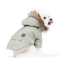 Manteau à capuche en duvet pour chien Dog Dog