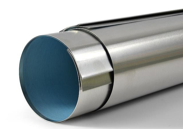 Polysurlyn Aluminum Rolls