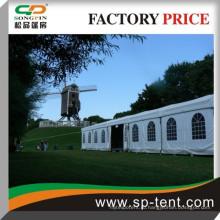 Большой шатер свадебной вечеринки Многофункциональный шатер для пагоды, сделанный фирмой технологии шатра для пешеходных дорожек Гуанчжоу. Ltd