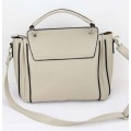 숙녀를위한 Customed Women 's PVC Satchel 핸드백