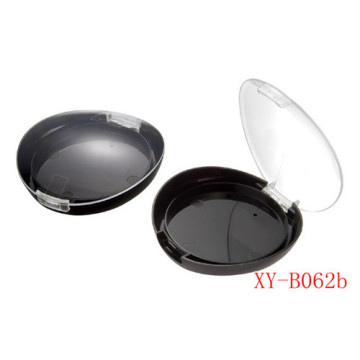 Round Compact Face Powder Case