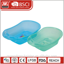 Popular Plastic Baby Bath Tub/ Plastic Baby Tub