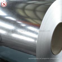Heißer Verkauf Wellpappe Metalldachbleche verwendet Galvanisierte Stahl Rollenspule von Huaxi Gruppe