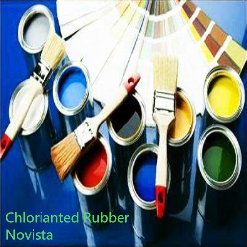 Chlorianted Rubber Paint