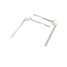 Leading for Film TV Antenna Japanese hot L&R Type car film antenna export to Netherlands Supplier