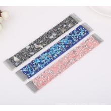 Multi ligne forage flanelle Perceuse magnétique Bracelet Bijoux fantaisie