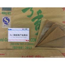 bolsa de embalaje de cemento Moisture -proof