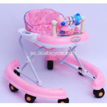 Plastic Kid Carrier leksaker enkel Baby Walker