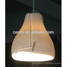 Nuevos productos 2016 decoraciones para el hogar colgante de luz
