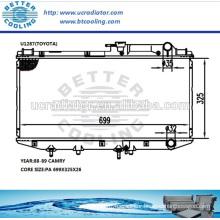 Auto Radiator For TOYOTA CAMRY 88-89 OEM:1640062050/1640062051/1640062060/1640062061