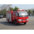 Dongfeng 2Ton 4x4 brush fire trucks for sale