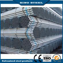 Tubería de acero galvanizado en caliente para la construcción