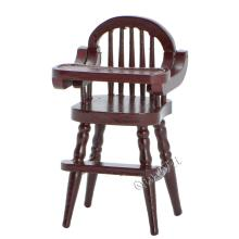 Affordable wooden playhouse furniture baby chair