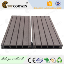 Placas de assoalho compostas madeira-plástico 150 * 25mm