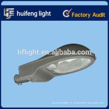 70w / 150w / 250w IP65, réverbère réglable et populaire, Luminaire de rue
