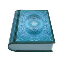 Gift Book Shape Tin Box (JYL080103)