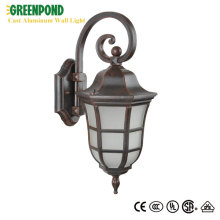 Aluminium Wall Lamp Sconce Antique Wall Lantern