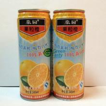 Orange Pulpy Saft mit Brc Standard 250ml