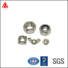Custom top quality stainless steel nut