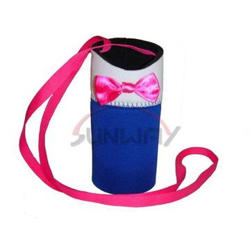 Neoprene Beverage, Drink ou Beer Stubby Can Koozie (BC0059)