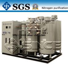 Генератор азота с системой PSA и управление PLC